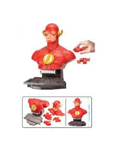 THE FLASH. FIGURA BUSTO...