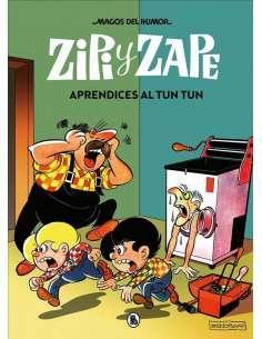 ZIPI Y ZAPE: APRENDICES AL...