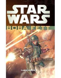 STAR WARS. BOBA FETT