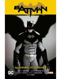 BATMAN v2 (SCOTT SNYDER)...