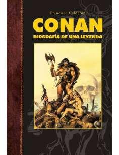 CONAN. BIOGRAFÍA DE UNA...