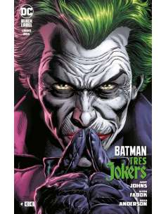 BATMAN: TRES JOKERS 02