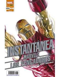 INSTANTÁNEA MARVELS 05: LOS...