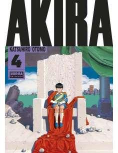 AKIRA EDICIÓN ORIGINAL B/N 04