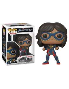 POP! GAMES 631. KAMALA KHAN...