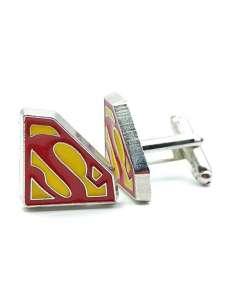 SUPERMAN. GEMELOS LOGO
