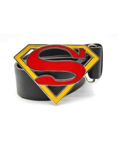 SUPERMAN. CINTURÓN CON...