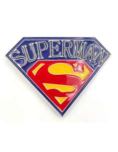 SUPERMAN. HEBILLA SUPERMAN...