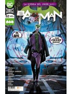 BATMAN v3 52: LA GUERRA DEL...