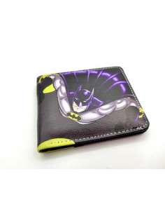 BATMAN. CARTERA BATMAN CAYENDO