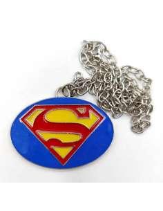 SUPERMAN. COLGANTE LOGO