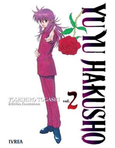YU YU HAKUSHO (KANZENBAN) 02