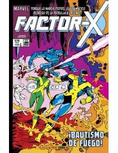 FACTOR-X v1 01: ¡BAUTISMO...