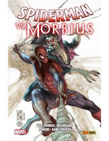 SPIDERMAN VS MORBIUS (100% MARVEL HC)