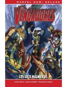LOS VENGADORES v7 (MARK...