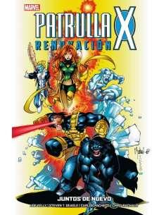 PATRULLA-X: RENOVACIÓN 02....