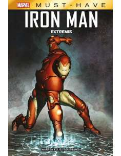 IRON MAN v4: EXTREMIS...