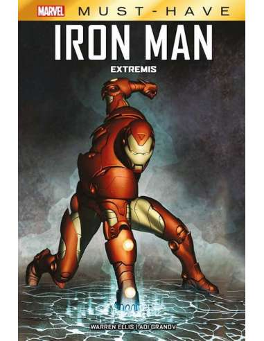 IRON MAN v4: EXTREMIS (MARVEL MUST-HAVE)