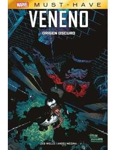 VENENO: ORIGEN OSCURO...