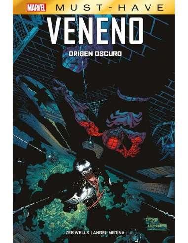 VENENO: ORIGEN OSCURO (MARVEL MUST-HAVE)