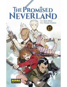 THE PROMISED NEVERLAND 17...