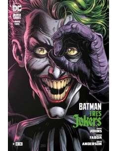 BATMAN: TRES JOKERS 03...