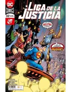 LIGA DE LA JUSTICIA v4 32