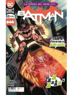BATMAN v3 53: LA GUERRA DEL...