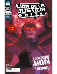 LIGA DE LA JUSTICIA: ODISEA 04