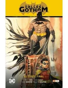 BATMAN: CALLES DE GOTHAM...