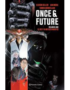 ONCE & FUTURE 01