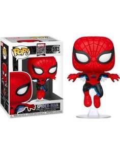 POP! MARVEL 593. SPIDER-MAN...
