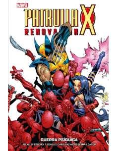 PATRULLA-X: RENOVACIÓN 03....