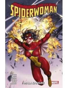 SPIDERWOMAN v7 01: MALA...