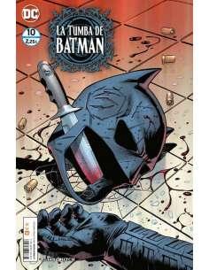 LA TUMBA DE BATMAN 10...
