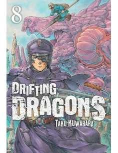 DRIFTING DRAGONS 08