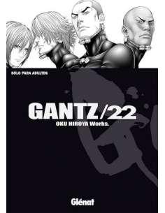 GANTZ 22 (GLÉNAT)