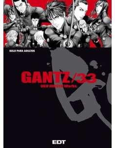 GANTZ 33 (EDT)