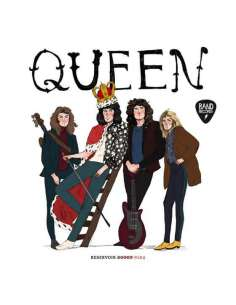 QUEEN (BAND RECORDS 04)
