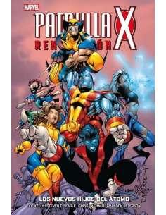 PATRULLA-X: RENOVACIÓN 04....