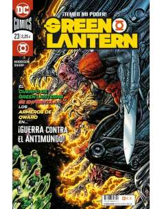 EL GREEN LANTERN 23