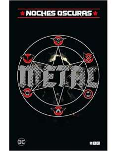 NOCHES OSCURAS: METAL (DC...