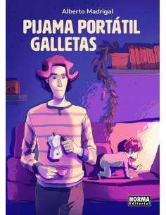 PIJAMA PORTÁTIL GALLETAS