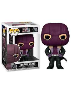 POP! MARVEL 702. BARON ZEMO...