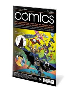 REVISTA ECC CÓMICS 27...