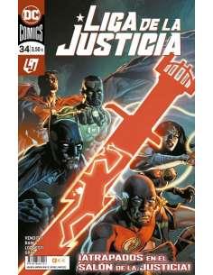 LIGA DE LA JUSTICIA v4 34...