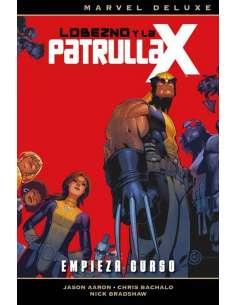 LOBEZNO Y LA PATRULLA-X v1...