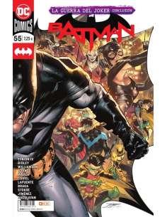 BATMAN v3 55: LA GUERRA DEL...