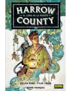 HISTORIAS DE HARROW COUNTY...