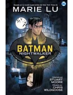 BATMAN: NIGHTWALKER...